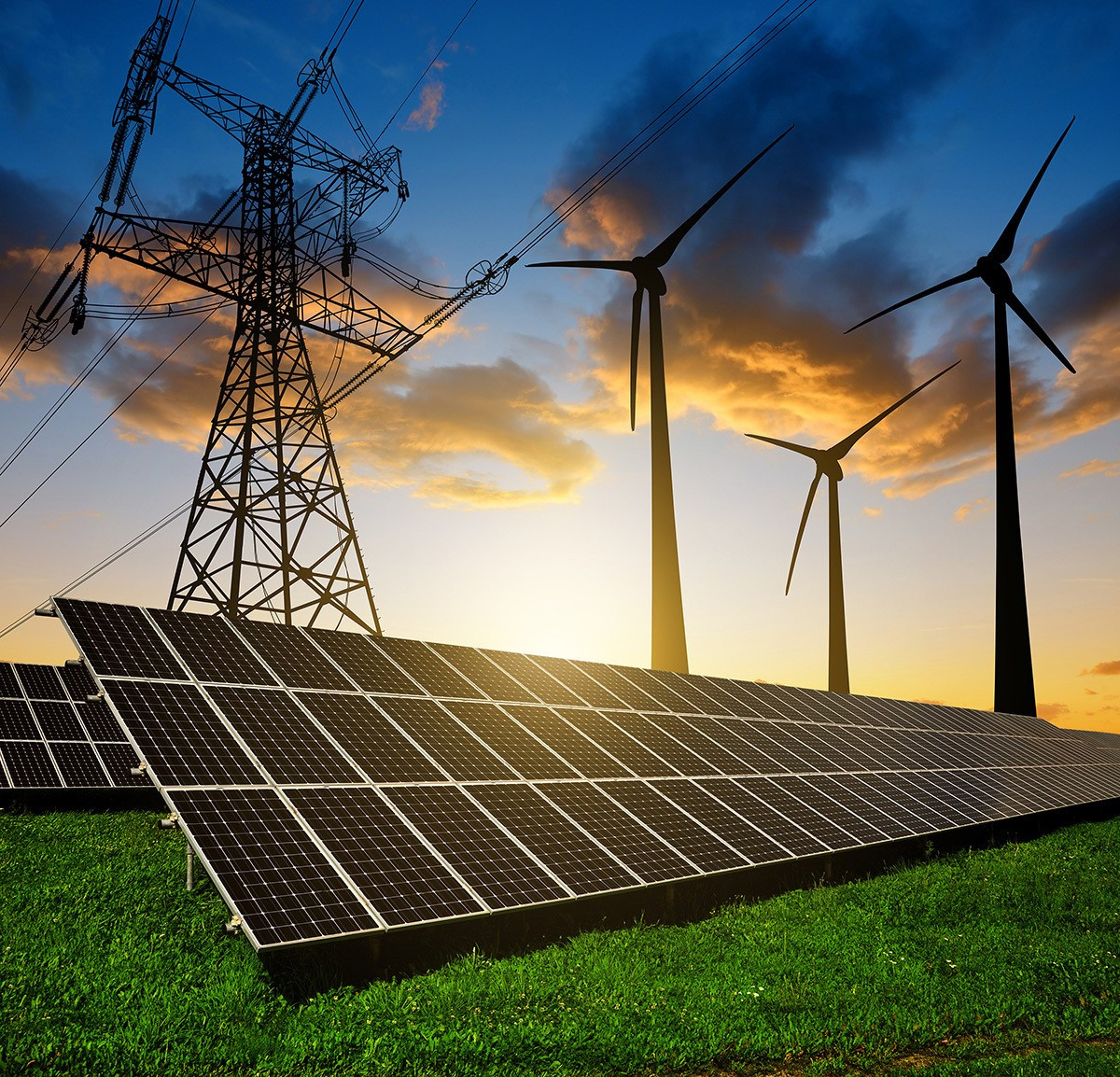 Профессор: Альтернативная энергия безопасна с экологической точки зрения